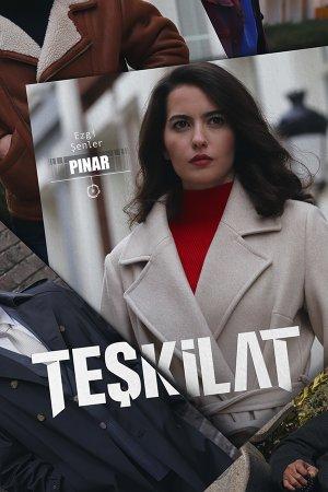 Pınar (Ezgi Şenler)